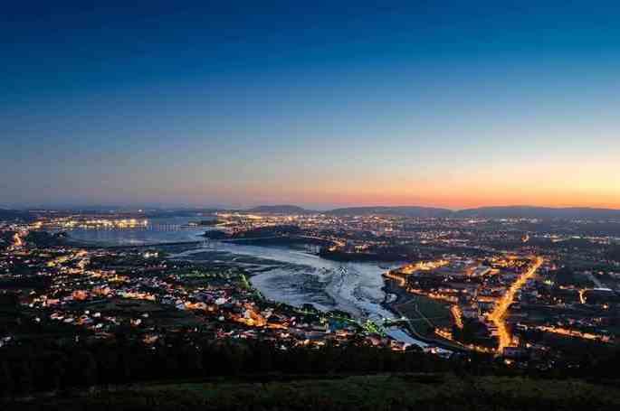 English Way Camino   Ferrol to Santiago de Compostela